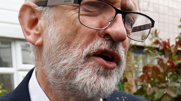 الحركة العمالية اليهودية تقر مقترحا لحجب الثقة عن زعيم حزب العمال البريطاني