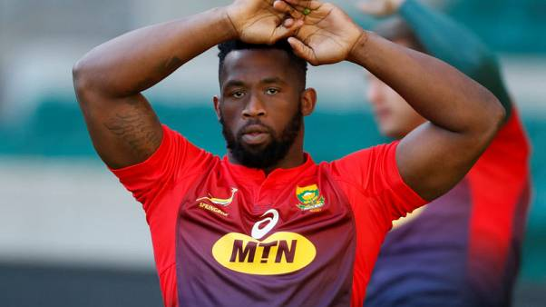 Rugby - Stormers skipper Kolisi to miss Melbourne Rebels clash