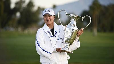 Golf - More major glory for South Korea as Ko wins ANA Inspiration