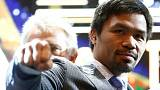 Boxing - Pacquiao follows Mayweather in signing with Japan's Rizin