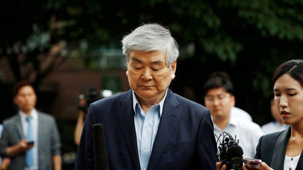Korean Air says chairman Cho Yang-ho dies at 70