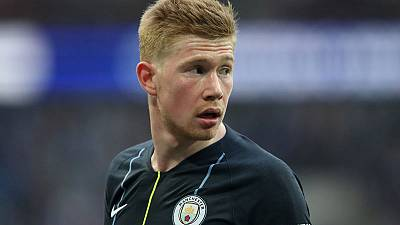 City can handle atmosphere at Tottenham's new home - De Bruyne