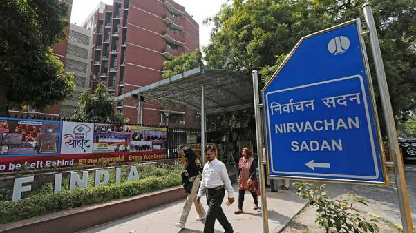 India's Election Commission - buried under tide of complaints, bias allegations