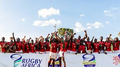 Kenya: Africa's Under 20 Rugby Champions