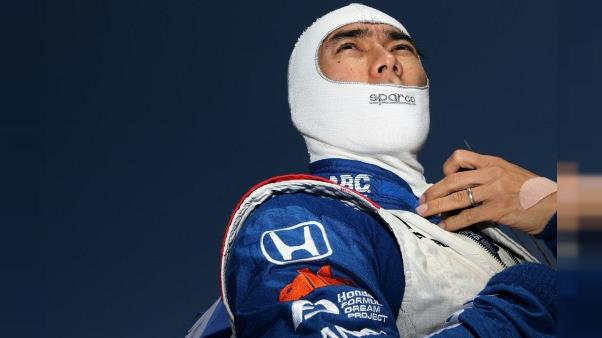 IndyCar: Sato fait cavalier seul dans le Grand Prix de l'Alabama