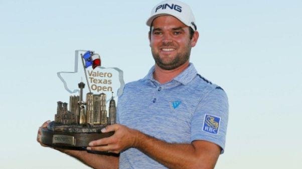 Golf: Conners s'offre son premier titre à l'Open du Texas