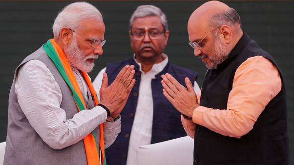 India's ruling BJP says to revise income tax brackets if re-elected