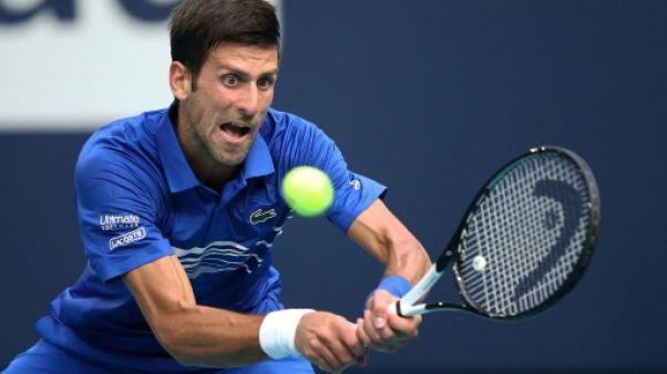 Classement ATP: Djokovic toujours largement en tête avant la terre battue