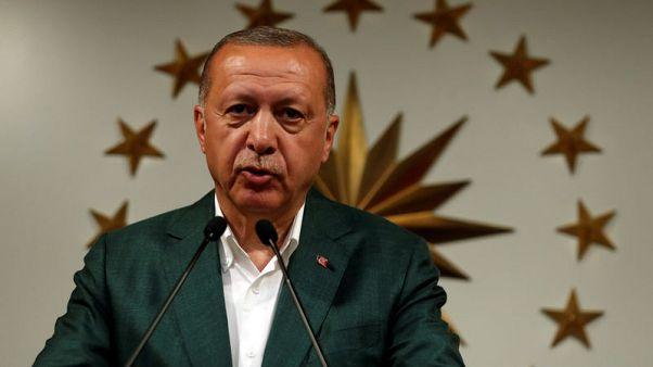 أردوغان: الضفة الغربية ملك للفلسطينيين