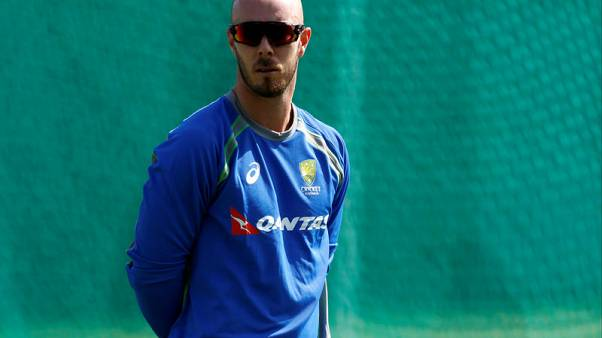 Kolkata's Lynn gets lucky after another IPL bail fail