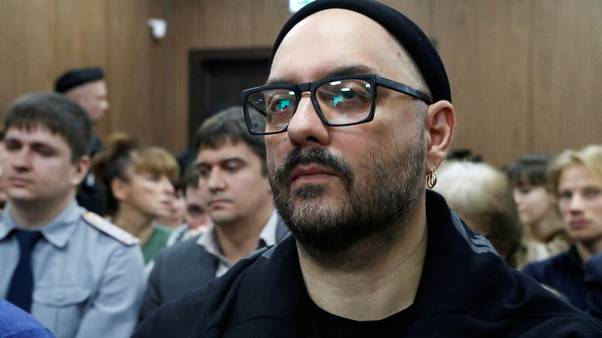 Russian court releases prominent director on bail - TASS