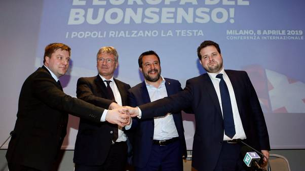 Nationalist EU parties plan to join forces after May elections