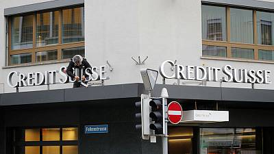 Credit Suisse under fire from proxy advisers for CEO bonus