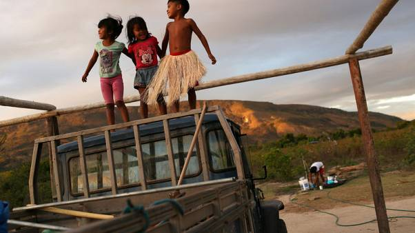Brazil tribal lands under new threat from farmers, miners