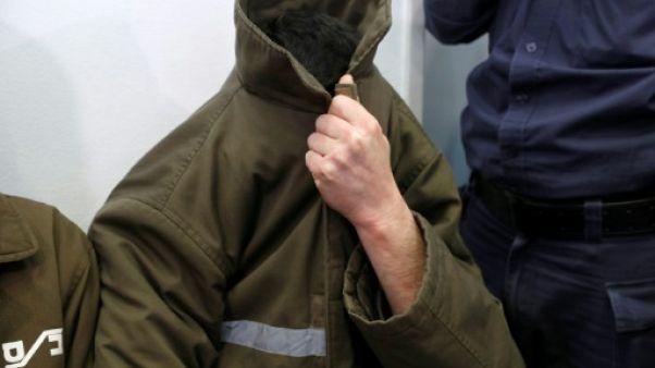 Israël: un Français condamné à 7 ans de prison pour trafic d'armes (AFP)