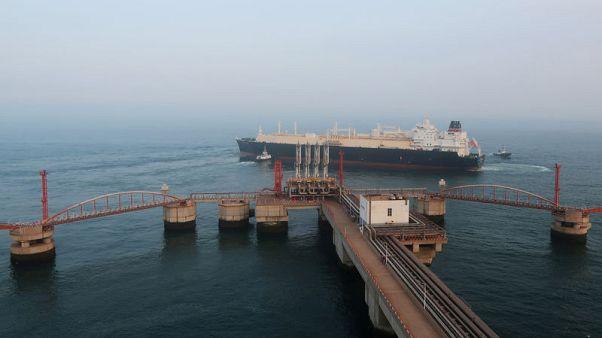 رئيسة شركة غاز: طلب الصين سيزيد 30-40 مليار متر مكعب في 2019