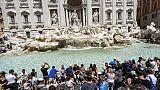 """Roma: """"via ambulanti da aree monumenti"""""""