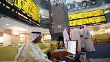 صعود معظم أسواق الأسهم الخليجية ودبي تقود المكاسب