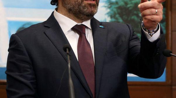 الحريري: الحكومة اللبنانية تقر خطة الكهرباء