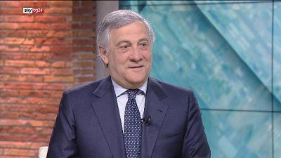 Tajani boccia ipotesi accordo M5s-Ppe