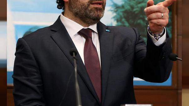 الحريري يحث على التنفيذ السريع لخطة الكهرباء اللبنانية