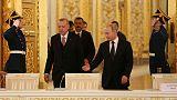 بوتين: روسيا وتركيا ستسيران دوريات مشتركة في إدلب بسوريا