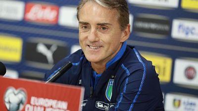 Mancini, serve riposo prima di Euro 2020