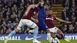 Al Chelsea basta Hazard, 2-0 al West Ham