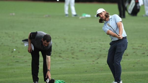 Golf - Fleetwood attack ready to rock Augusta National