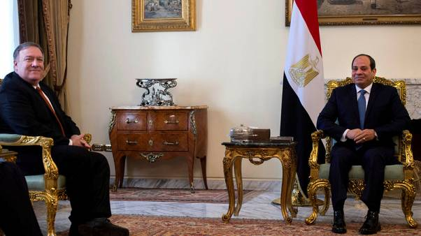 Trump, Egypt's Sisi to discuss security during White House visit