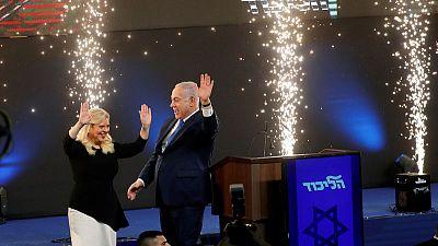 Israel's Netanyahu secures election victory - Israeli TV channels