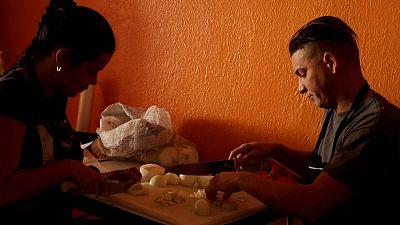 Inspired by migrant caravans, new wave of Cubans seek U.S. asylum