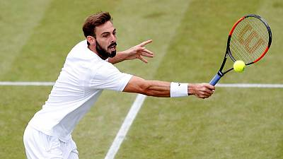 Tennis - Granollers upsets fifth seed Fritz in Houston