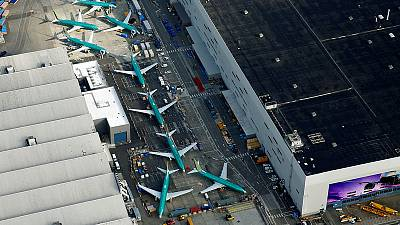 China Aircraft Leasing says has not put Boeing 737 MAX order on hold