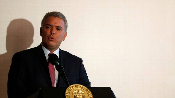 Armed groups planned attack on Colombia's Duque - attorney general