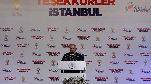 لجنة الانتخابات التركية ترفض طلب إعادة فرز الأصوات في 31 من دوائر اسطنبول