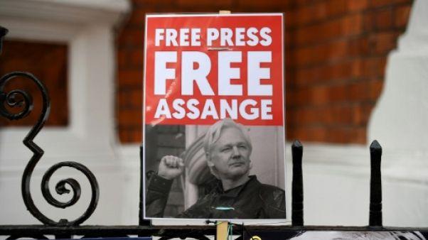 Assange, de reclus à probable expulsé de l'ambassade d'Equateur à Londres