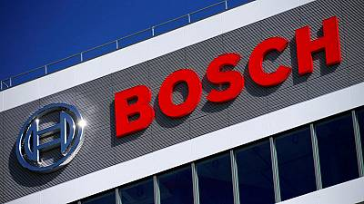 Auto supplier Bosch sees continuing downturn in Chinese car market in 2019