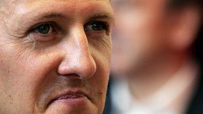 50 immagini Schumacher in mostra a Imola