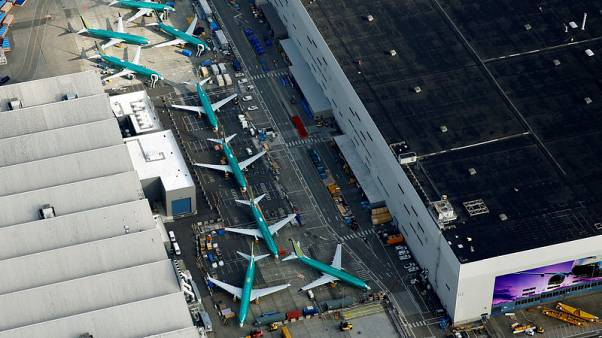 Major air regulators to join FAA's review panel on Boeing's 737 MAX