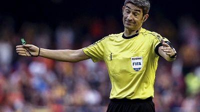 Arsenal-Napoli, arbitra Undiano Mallenco