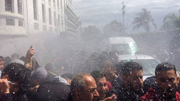 Algeria's interim president rejected by protesters