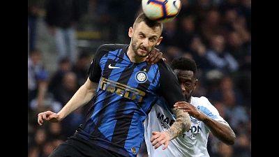 Brozovic out contro Frosinone e Roma