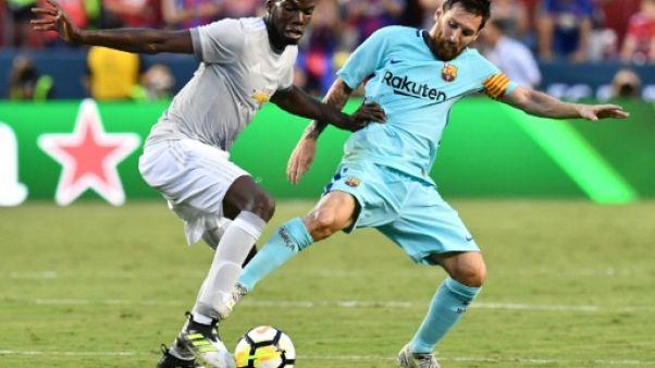 Manchester United-Barça: Pogba-Messi, la lumière doit venir d'eux