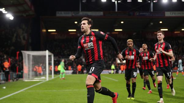 Bournemouth's Daniels set for long spell out with knee injury