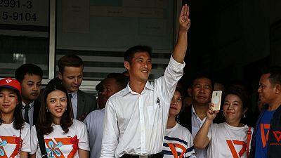Thai junta says diplomats broke protocol in sedition case