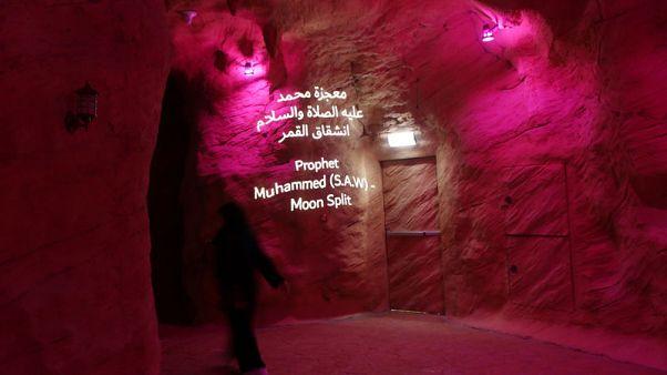 حديقة القرآن بدبي تستلهم معاني النص القرآني