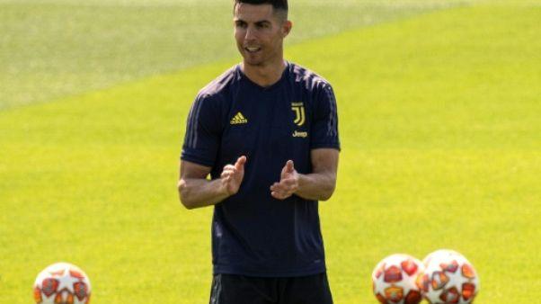 Ligue des champions: Ronaldo convoqué avec la Juventus contre l'Ajax Amsterdam