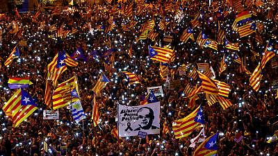 Catalan officials charged with helping organise 2017 independence vote