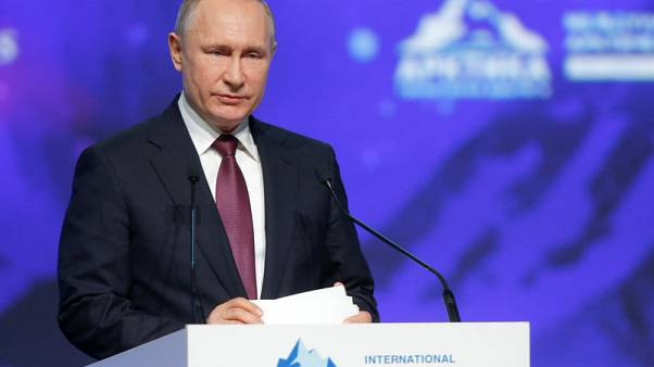 Putin says no imminent decision on oil output cuts